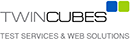 Twin Cubes logo